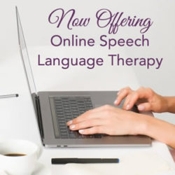 Online speech language therapy Oakville